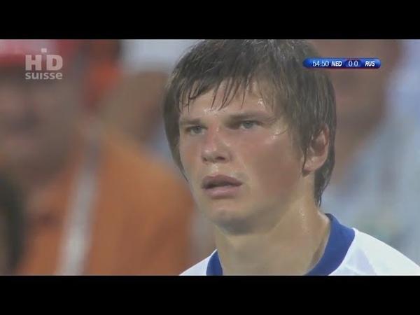 Нидерланды 1-3 Россия (HD обзор) UEFA Euro 2008 Netherlands vs Russia