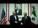 Migración reto del próximo Gobierno mexicano en relación con EEUU