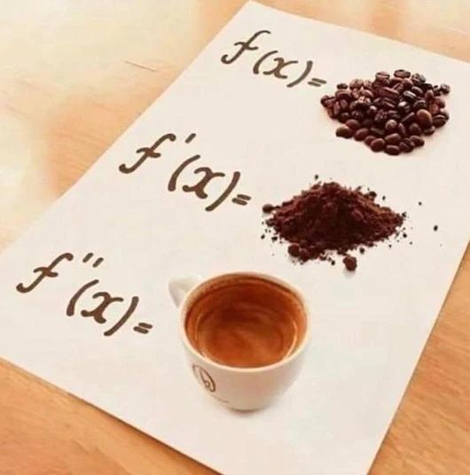 Производные кофе