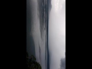 тургояк 08.08.18.г.обещенный дождь.