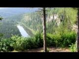 Путешествия по Уралу. Каменный город и Усьвинские столбы. Часть 2.