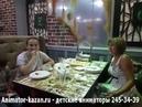 Опытный аниматор Роза Барбоскина в кафе Maski Hall. Клиенты о нашей работе.