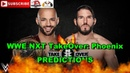 WWE NXT TakeOver Phoenix North American Championship Ricochet vs Johnny Gargano Predictions WWE 2K19