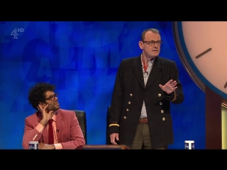 8 Out of 10 Cats Does Countdown 15x06 - Richard Ayoade, Jessica Knappett, Alex Horne & The Horne Section