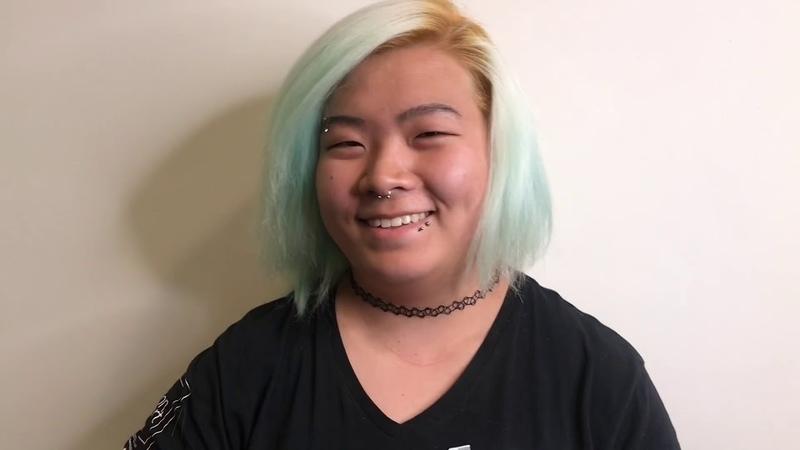 Команда City Hair создали Мятный цвет