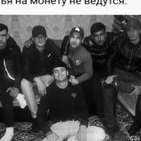 Анкета Фарик Сабоев