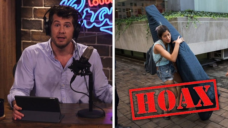 EXPOSED: Top 5 Rape Hoaxes of All Time!   Louder With Crowder