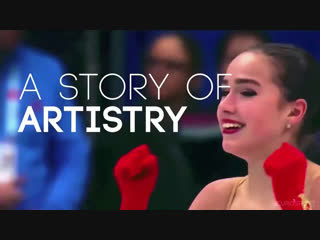 Alina Zagitova GP Final 2018 EXO