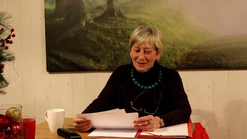 Ольга Седакова читает лекцию Москва-Петушки: сегодня и прежде в Культурном центре Пунктум