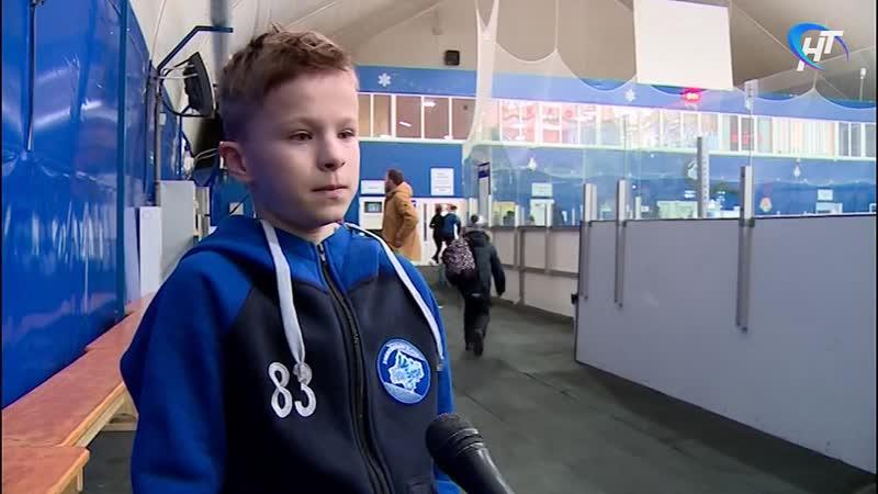 10 летний новгородец Степа Яковлев вписал свое имя в книгу рекордов России