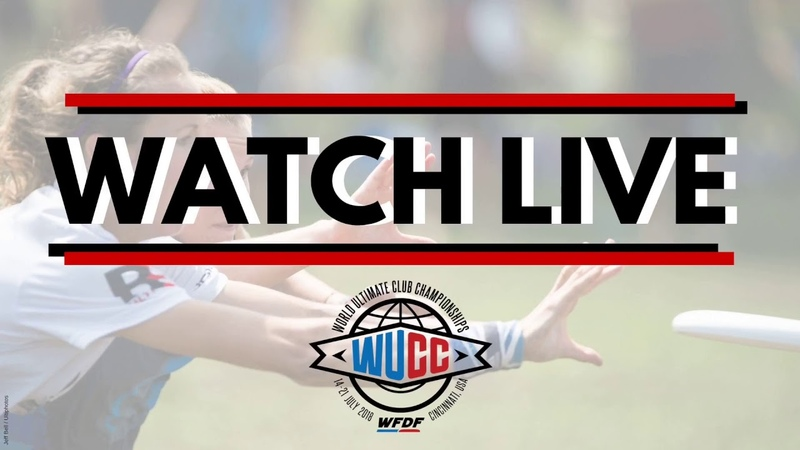 Next Game 9:00 AM EDT: WUCC 2018 - Doublewide (USA) vs Colony (AUS) Men's Semifinal