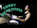 Justin Bieber - Sorry (DRUM COVER) by Eric Fisher