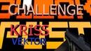 Блокпост KRISS VEKTOR CHALLENGE 4
