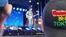 John Mayer Slow Dancing in a Burning Room Jimmy Kimmel 9/18/18