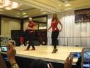 Jorge Ataca and Tanja La Alemana - Boston Salsa Fest 2014