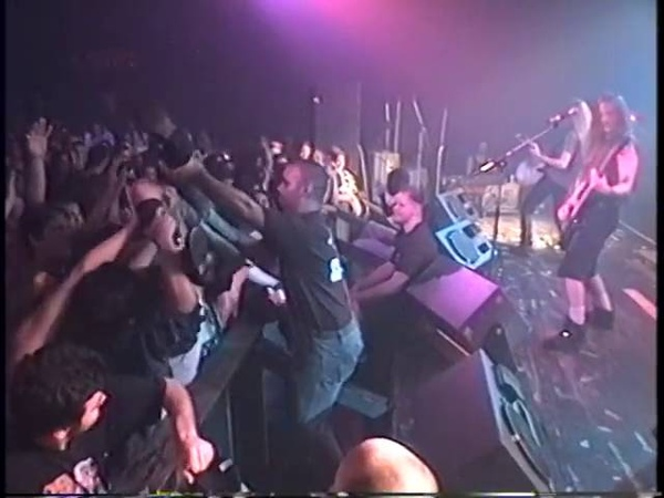 Carcass Live 1994 (The Abyss Houston Texas)