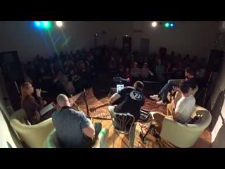 Василий Телицын, Квартирник, 25.02.2019