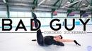 Cordero Zuckerman Bad Guy x Billie Eilish - On Ice Perspectives