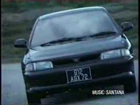 1991 MITSUBISHI LANCER Ad