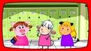 Новая серия ОВЕН по гороскопу Мультики для детей на русском Смешные школьные истории МАРУСИНЫ СКАЗКИ