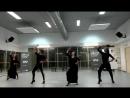 """Репетиция нового спектакля Рафаэлы Карраско """"El salón de baile"""""""