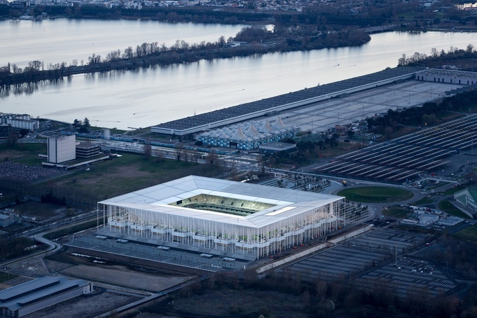 стадион футбольного клуба «Бордо», Бордо, Франция