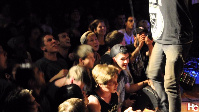 Northlane Live, Full set, at Sala Rossa, 06-05-2013, Montreal