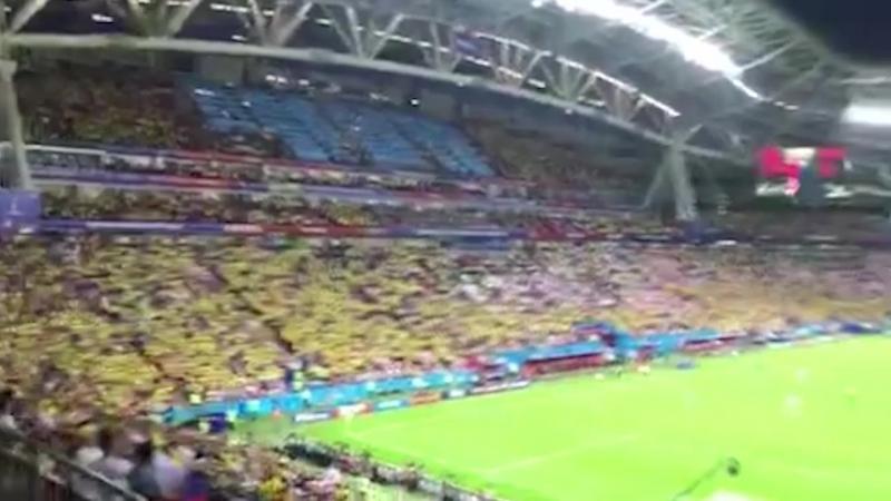 FIFA WORLD CUP 2018. Group Stage in Kazan Arena Stadium » Freewka.com - Смотреть онлайн в хорощем качестве