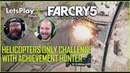 Far Cry 5: Helicopters Only Challenge With Achievement Hunter | Let's Play Presents | Ubisoft [NA]