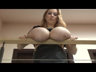 Abbi secraa - natural, so extremely large [solo,big tits,huge boobs]