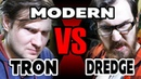 Modern versus - TRON vs DREDGE Magic The Gathering