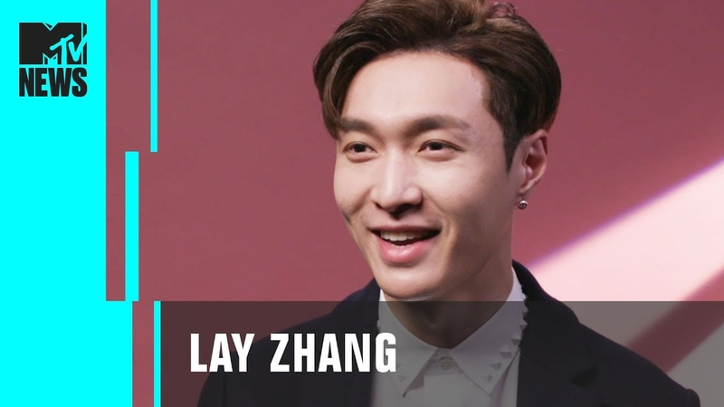 Lay Zhang Reveals His Favorite Pokémon, Life Motto, More In 'Dive In' | MTV News