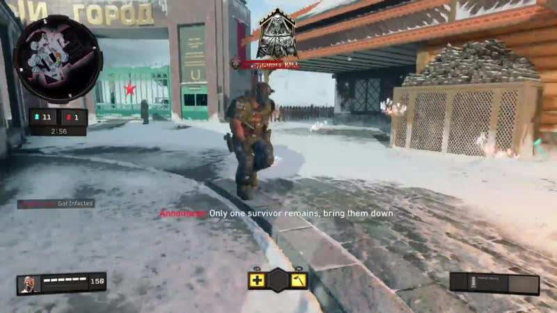Flanking on Nuketown. Black Ops 4