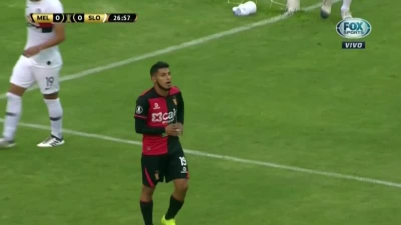 Youtube   Melgar vs San Lorenzo EN VIVO ONLINE vía Fox Sports: VIDEO El 'Chaca' Arias se come el 1-0 con increíble remate fallad