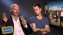 Sam Rockwell & Martin McDonagh Seven Psychopaths Interview