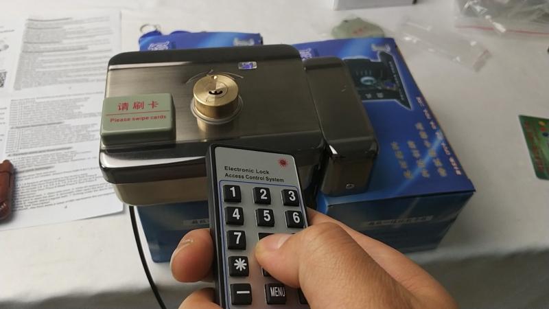 Programming remote control Программирование пульта дистанционного управления