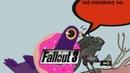 Fallout 3/NV/76 Interrupting Crow Meme