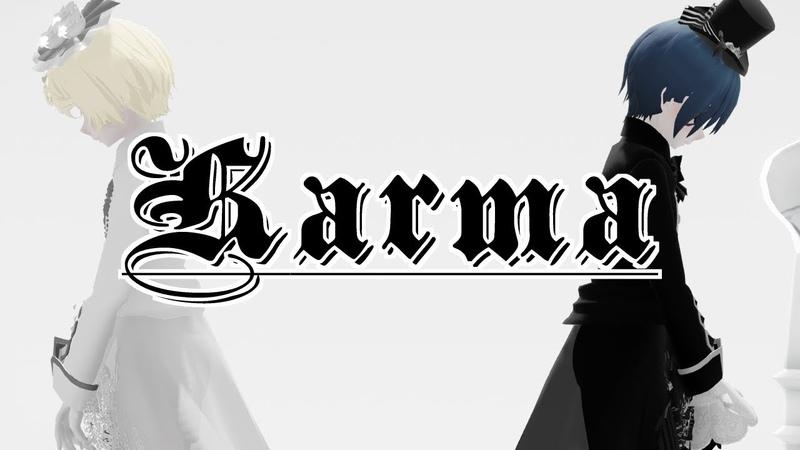 [MMD] Kuroshitsuji - Karma