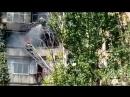 Масштабна пожежа у Костянтинівці