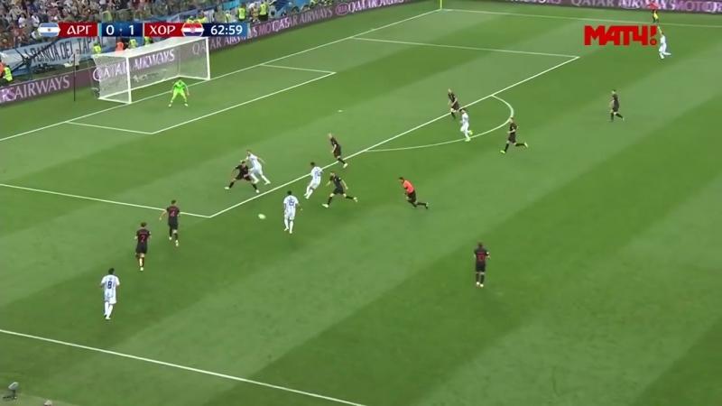 Аргентина - Хорватия. 0_3. Обзор матча