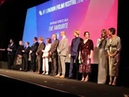 Cast Introducing The Favourite UK Premiere at London BFI Southbank