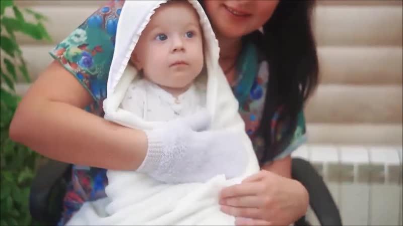 Набор AQUAMAGIC BABY роскошный подарок каждому ребенку