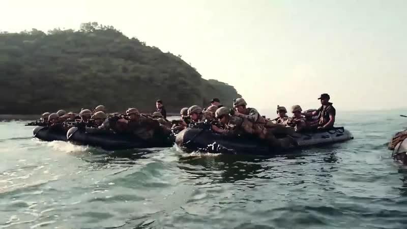 KAMANDAG 2 U.S. Marine Amphibious Raid PHILIPPINES