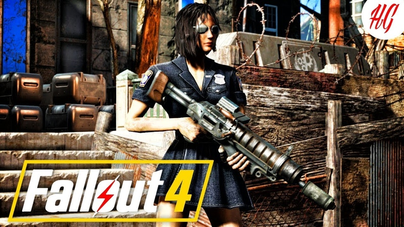 Обустраиваем форт ◈ Fallout 4 [38]