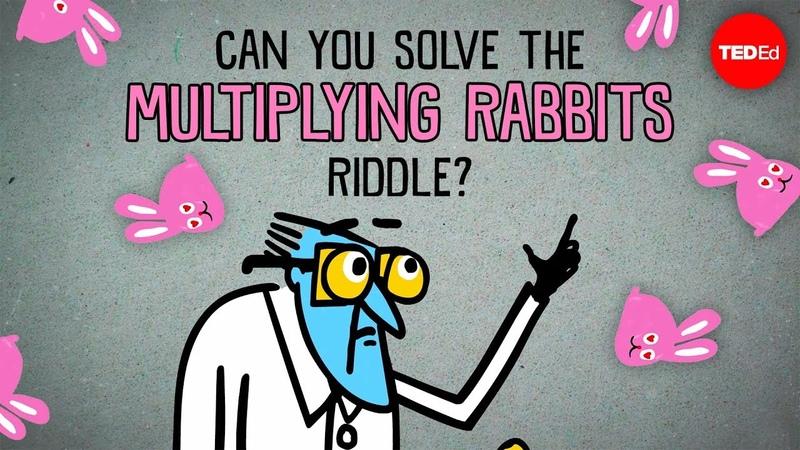 Can you solve the multiplying rabbits riddle Alex Gendler