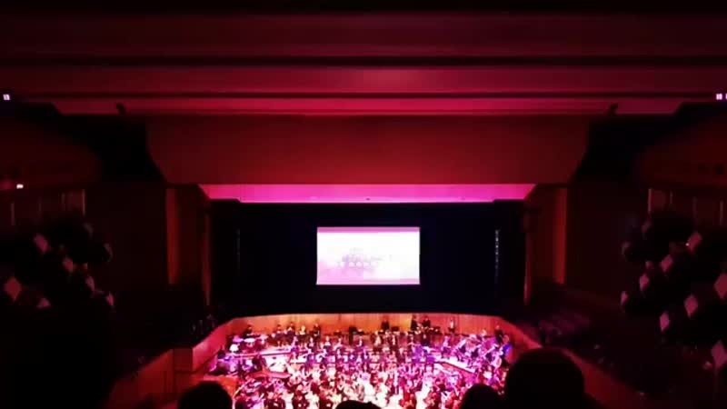 Thor: The Dark World theme Live in London; part 1