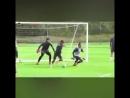 Torreira vs Bellerin no treino do Arsenal (30/08/18)