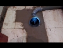 Замена канализации ⌀50 и врезка в центральный стояк ⌀110