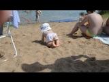 первый пляж)