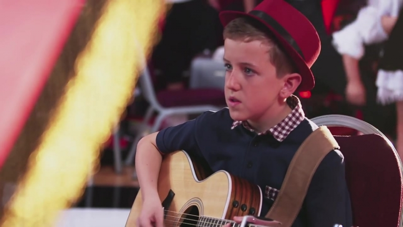 Exclusive preview - will singer Henry get the girl - Britains Got Talent (2015)
